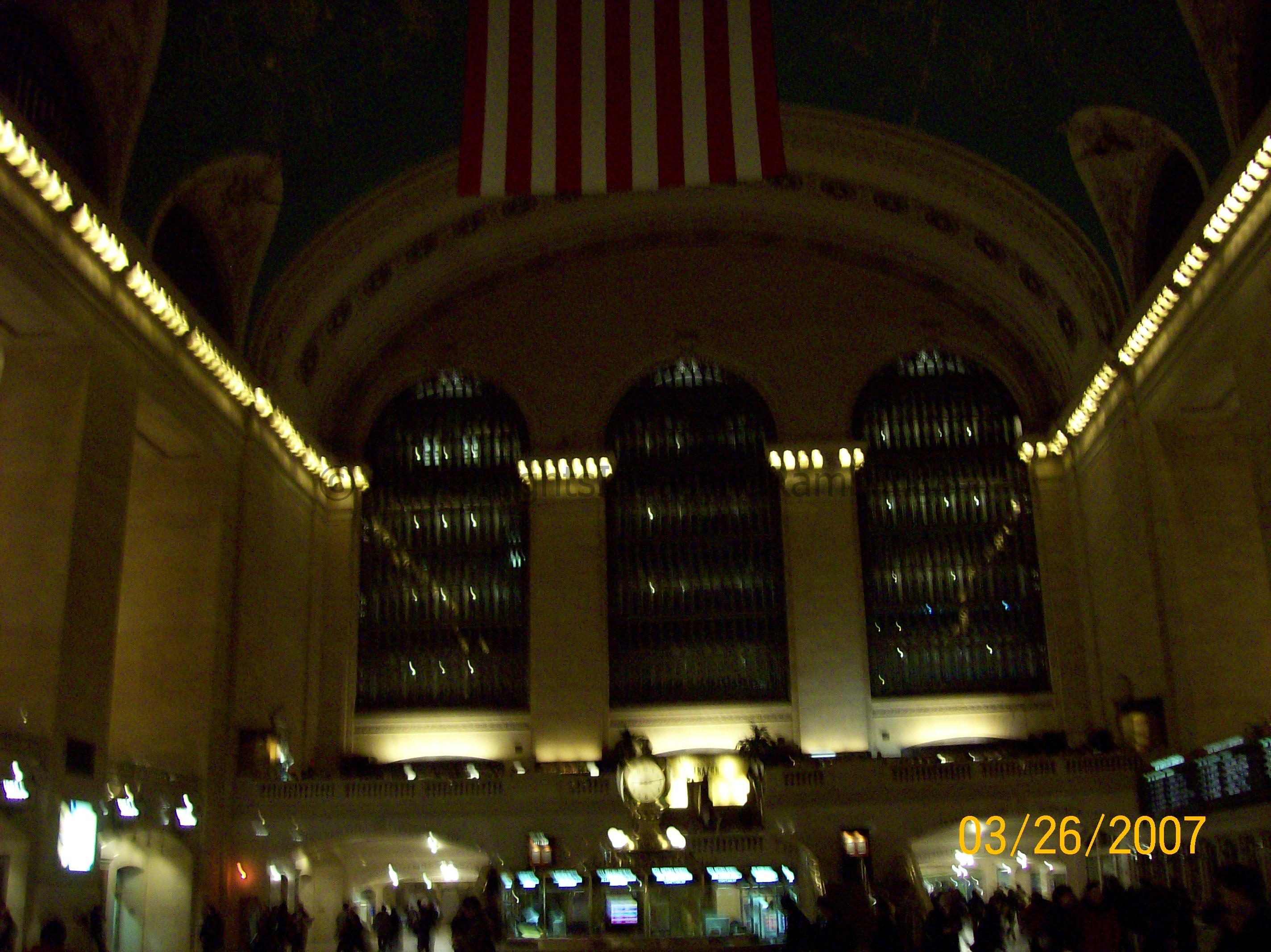 New York – Grand Central Station