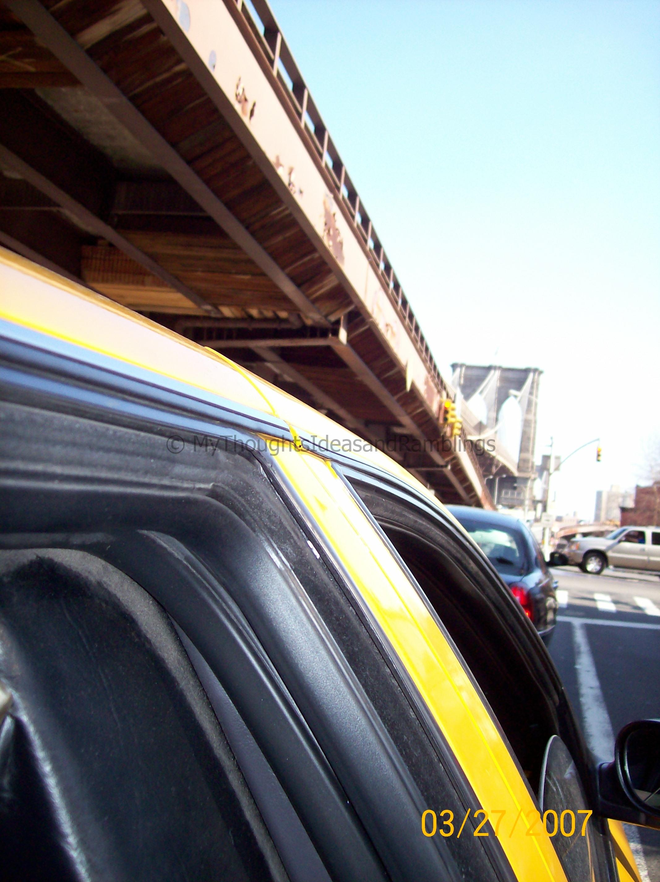 New York – Brooklyn Bridge