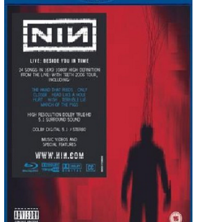NIN Live:  Beside You In Time