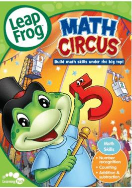 Leap Frog – Math Circus