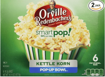 Orville Redenbacher's Smart Pop - My
