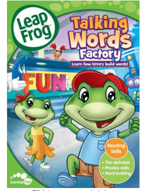 Leap Frog – Talking Words Factory