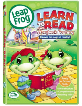 Leap Frog – Learn To Read At The Storybook Factory