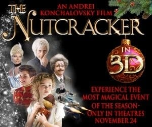 The Nutcracker in 3D Giveaway!