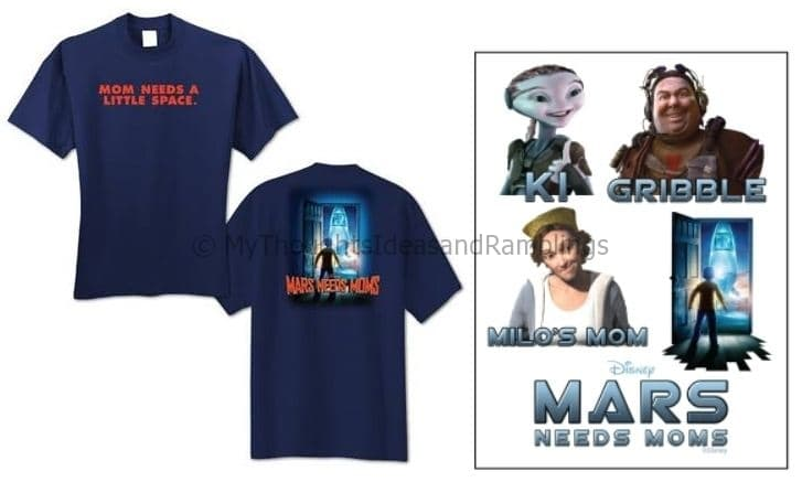 Mars Needs Moms Giveaway!