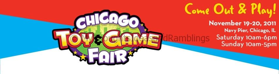 Chicago Toy and Game Fair Giveaway!