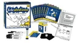 Chicago Game and Toy Fair Pass and Play A Round of Telestrations with the Inventor Giveaway!!!