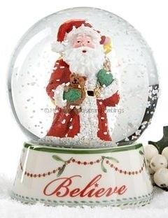Macy's Snow Globe Giveaway!