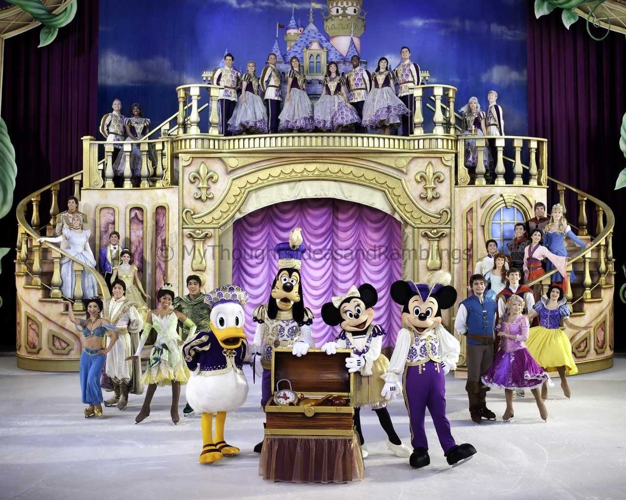 Disney On Ice presents Treasure Trove Giveaway!