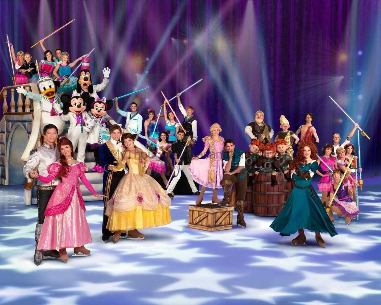 Disney On Ice presents Rockin' Ever After Giveaway!