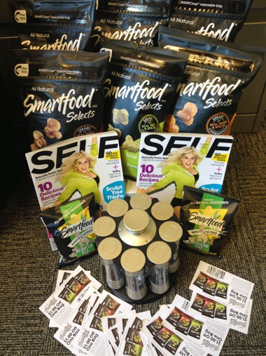 Smartfood and SELF Giveaway!