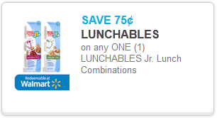 Lunchables Coupon Image