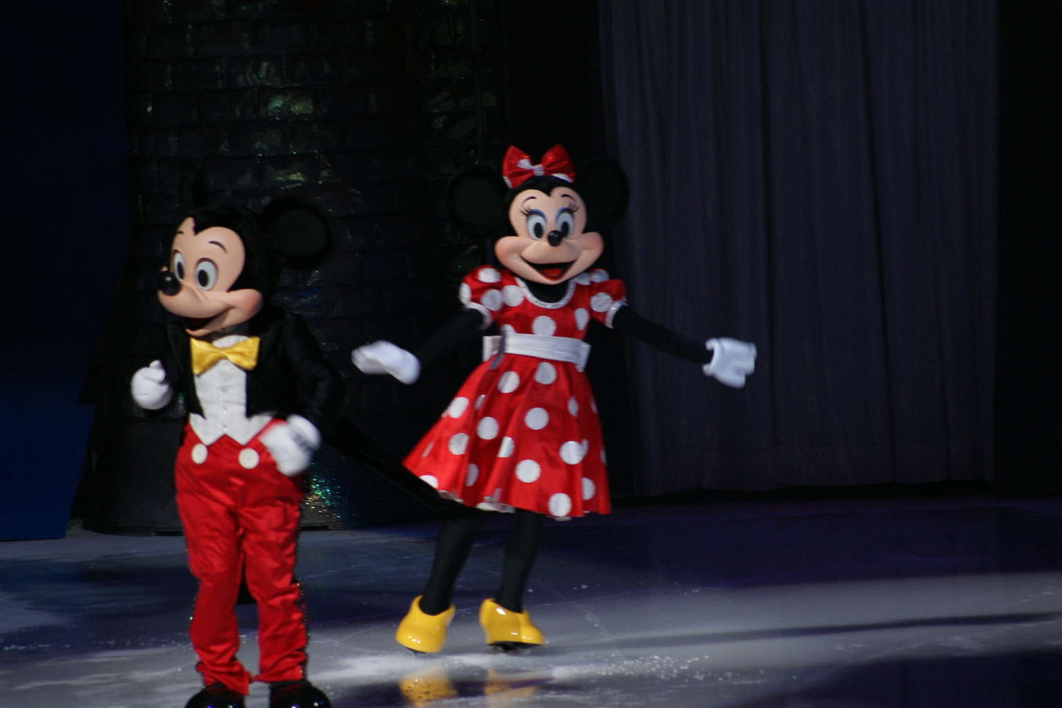 Disney On Ice:  100 Years Of Magic