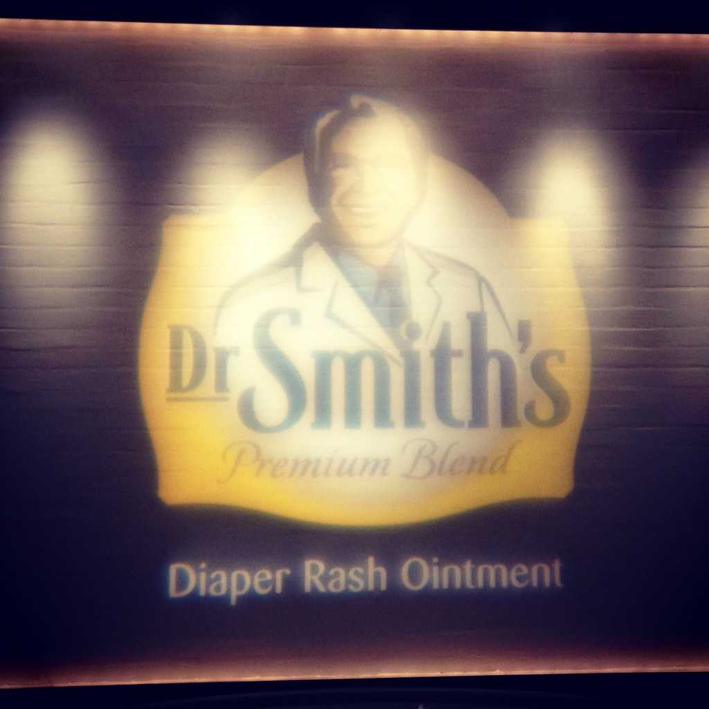 Dr. Smith's Launch