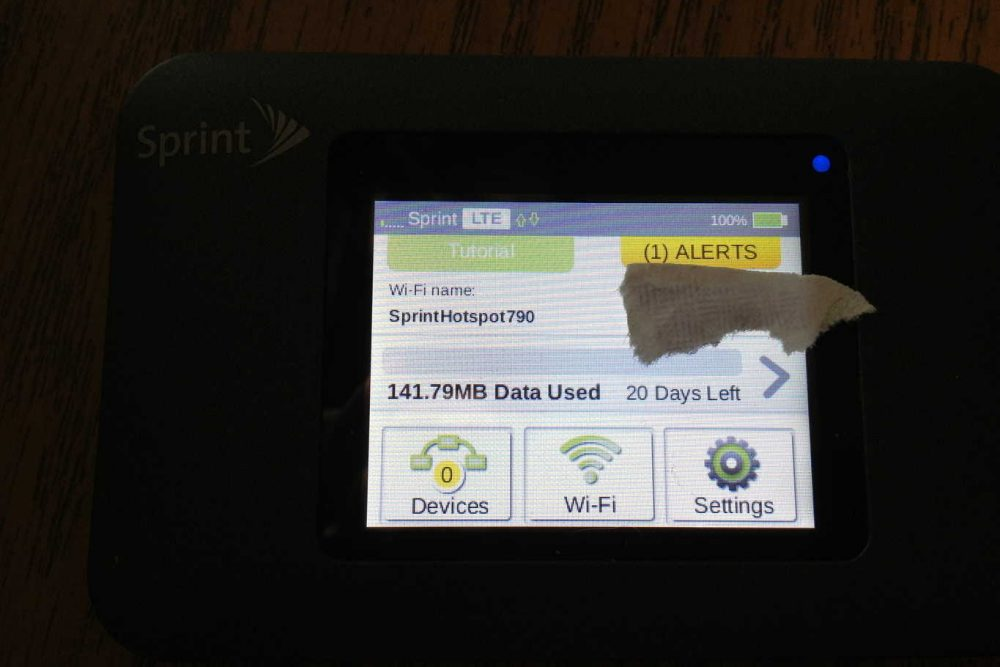 Staying Connected with A Netgear Zing Mobile Hotspot #SprintMom #sponsored