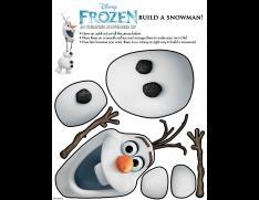 Frozen Activity Sheets #DisneyFrozenEvent