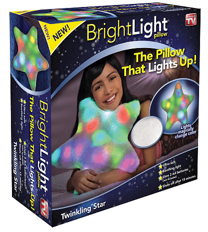 Bright Light Pillows