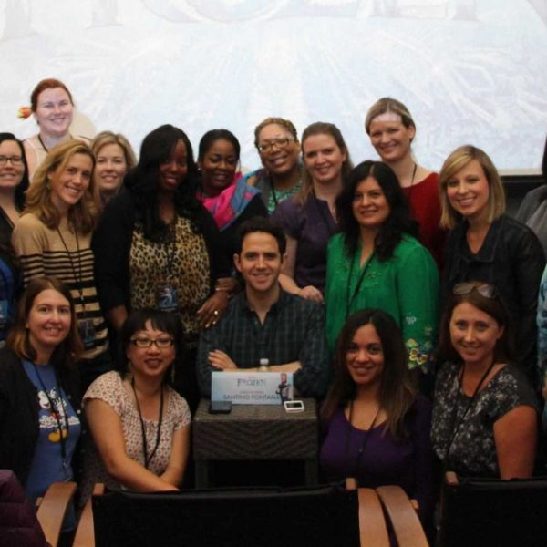 Prince Hans aka Santino Fontana Interview – #DisneyFrozenEvent