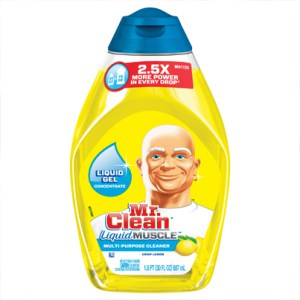 Using @RealMrClean For My 2014 Cleaning Resolutions #Liquidmuscle #ad