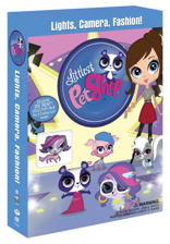 LittlestPet Shop-  Lights, Camera, Fashion!
