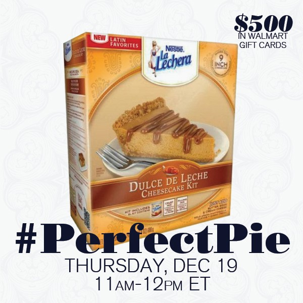 #PerfectPie Twitter Party 1219
