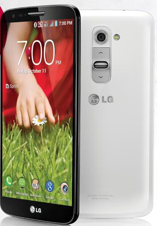 LG G2 Smartphone #Sponsored #MC #SprintMom
