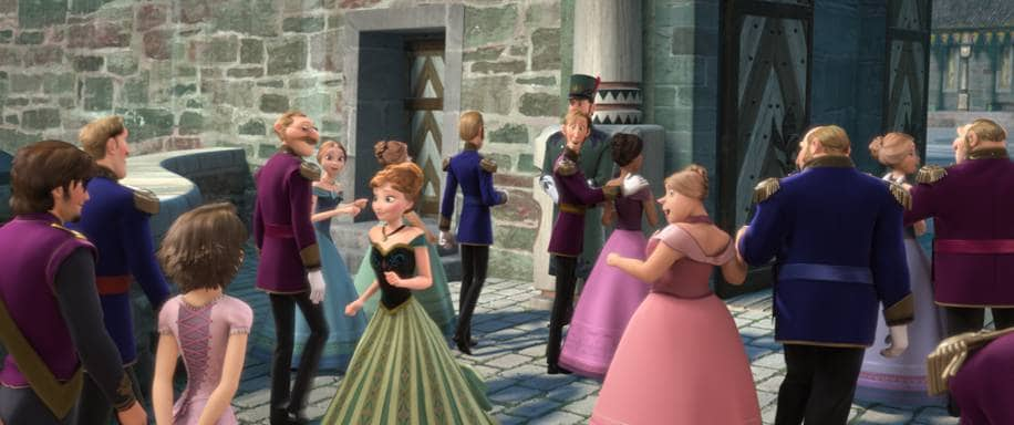 FROZEN – Hidden Gem Images  #DisneyFrozenEvent