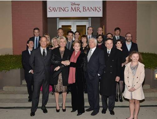 #SavingMrBanks Review #DisneyFrozenEvent