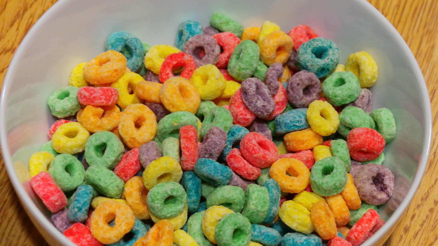 Cereal Is Great Any Time Of The Day