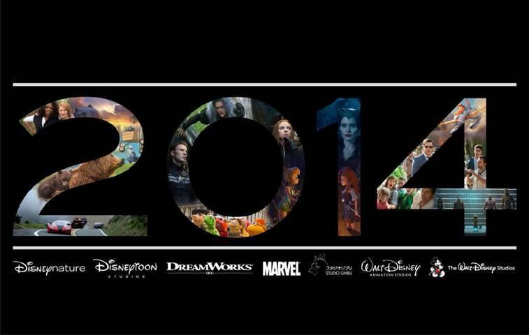 2014 Walt Disney Studios Motion Pictures Slate