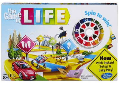 The Game of Life Giveaway