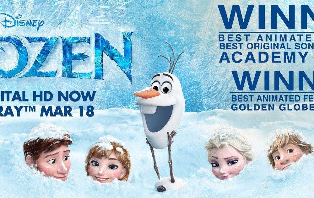 Disney's Oscar-Winning FROZEN Crosses $1 Billion Worldwide!!!