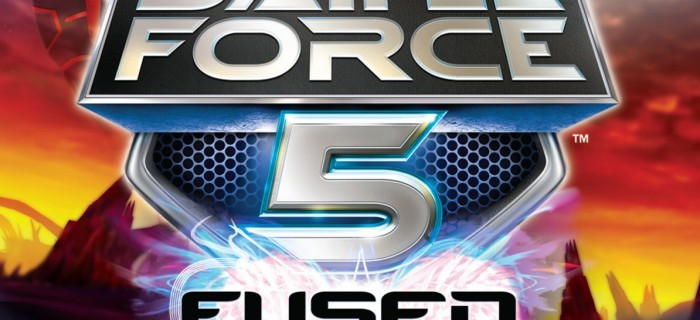 Hot Wheels Battle Force 5: Fused