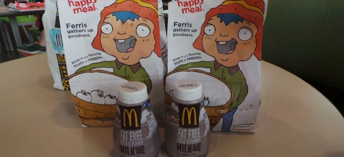 Happy rewards with happy meals #imlovinit