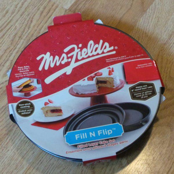 Mrs. Field's Fill N Flip Giveaway!