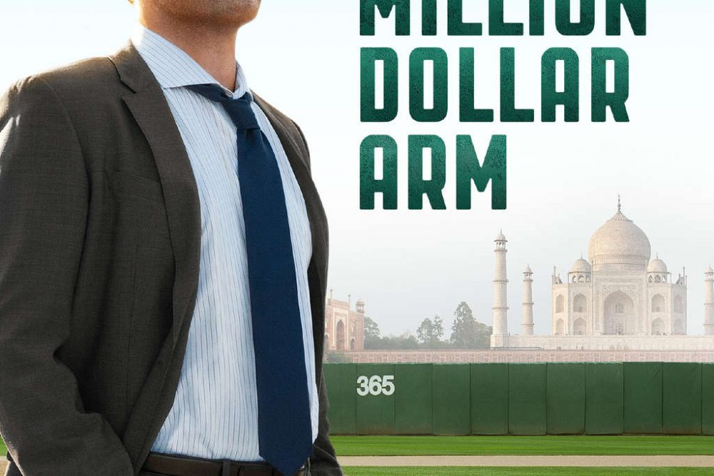 Million Dollar Arm Pitching Contest