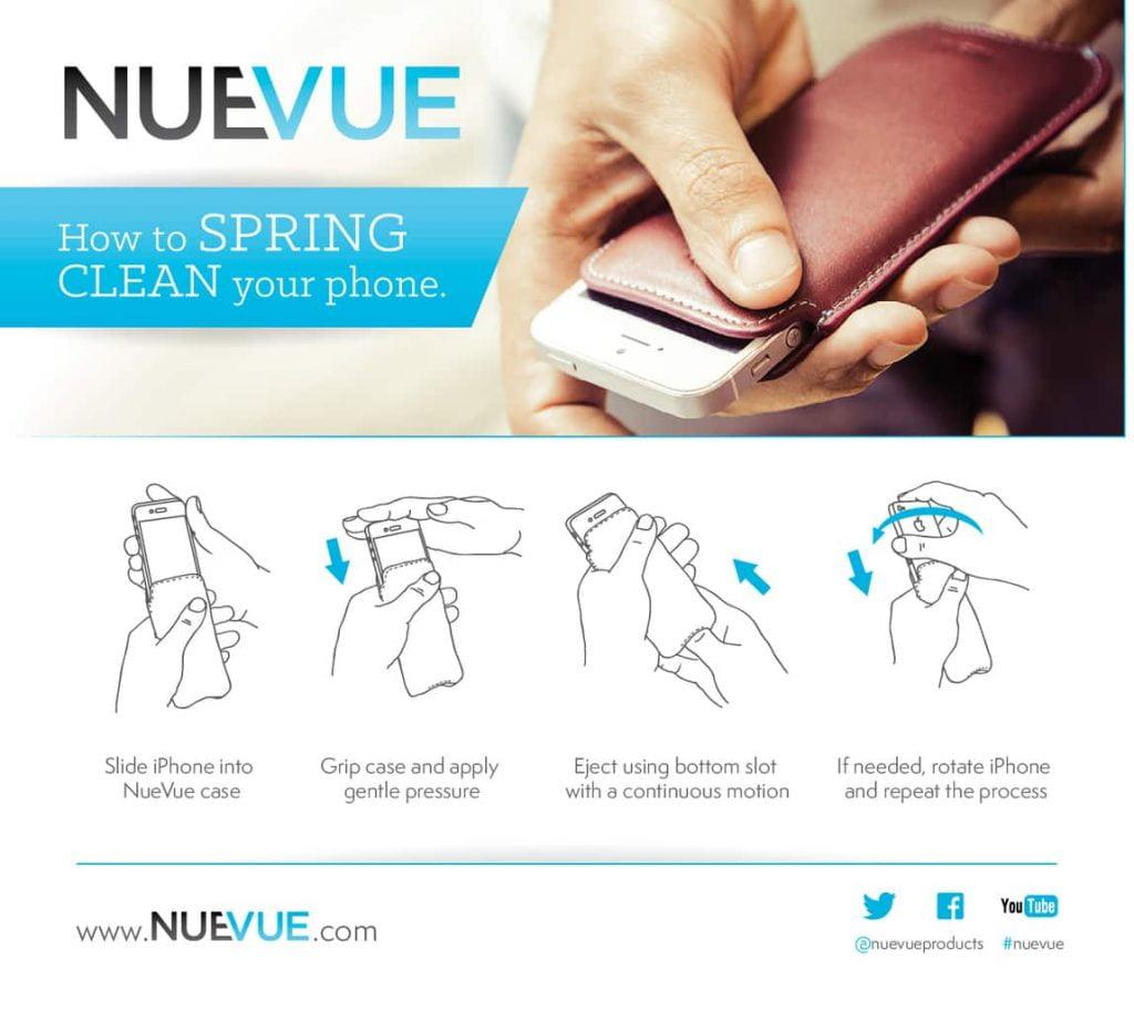 NueVue_SpringCleanYourPhoneImage