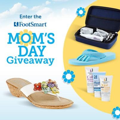 FootSmart Giveaway!