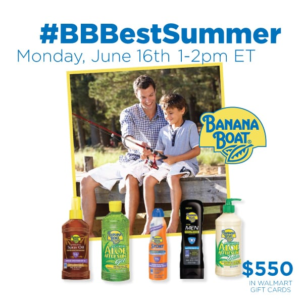 RSVP for the #BBBestSummer Twitter Party 6/16