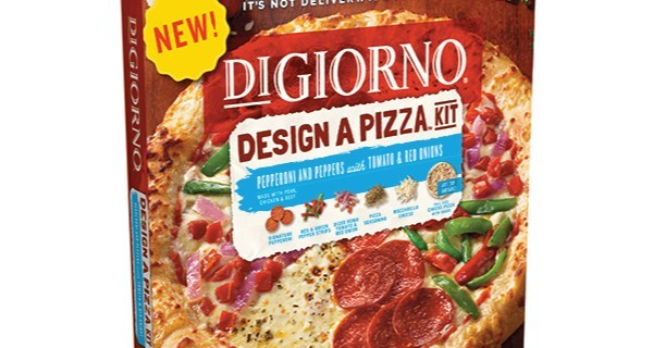 #DesignAPizza #DiGiorno-Twitter-Party-Badge