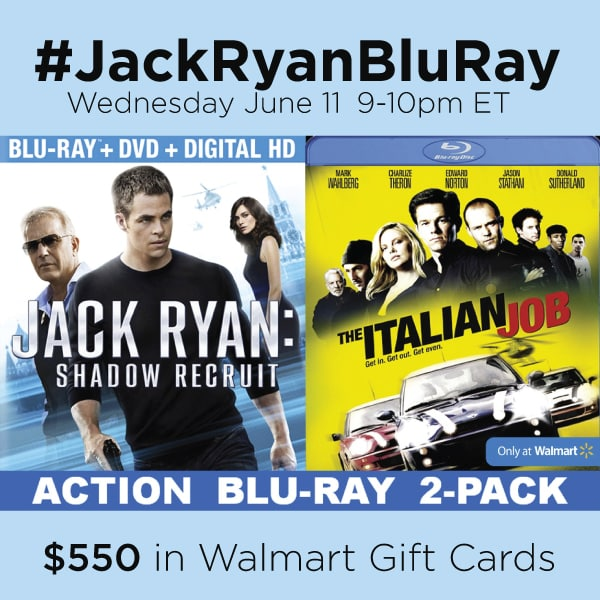 RSVP for the #JackRyanBluRay Twitter Party