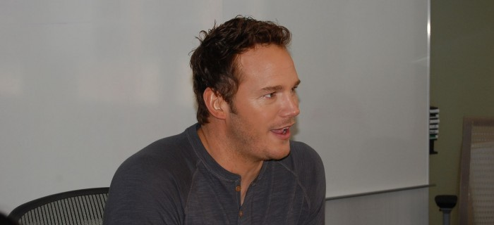 Chris Pratt #GuardiansOfTheGalaxy