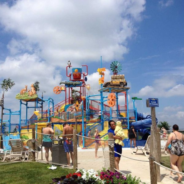Head over to Raging Waves This Summer!