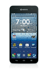 Kyocera Hydro Vibe Waterproof 4G LTE smartphone #SprintMom #Sponsored #MC