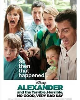 Alexander and the Terrible, Horrible, No Good, Very Bad Day – Clips & A Contest Too!