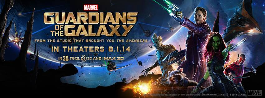 10 Reasons Why You Have To Go See Guardians of the Galaxy #GuardiansOfTheGalaxyEvent