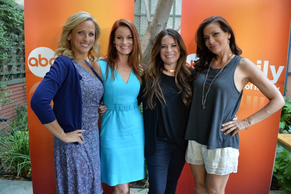 A Mom Is  A Mom:  Chatting with the Moms of ABC Family #ABCFamilyEvent