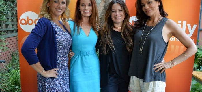 MARLEE MATLIN, LAURA LEIGHTON, HOLLY MARIE COMBS, CONSTANCE MARIE