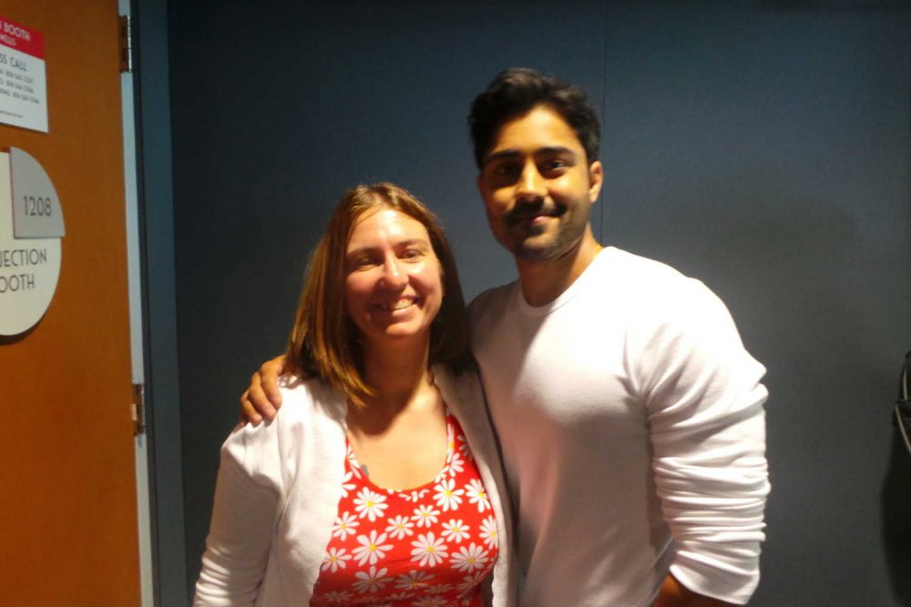 Every Bite Takes You Home:  My Manish Dayal Interview #100FootJourneyEvent