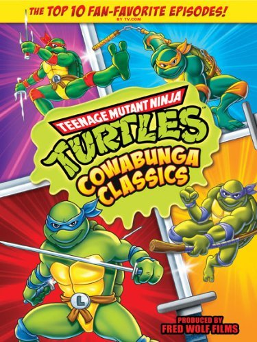 Teenage Mutant Ninja Turtles: Cowabunga Classics Giveaway!